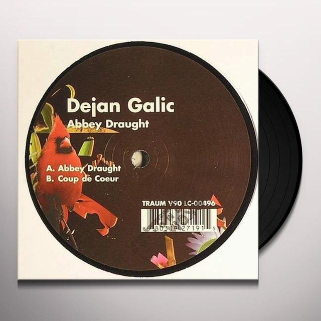 Dejan Galic ABBEY DRAUGHT Vinyl Record