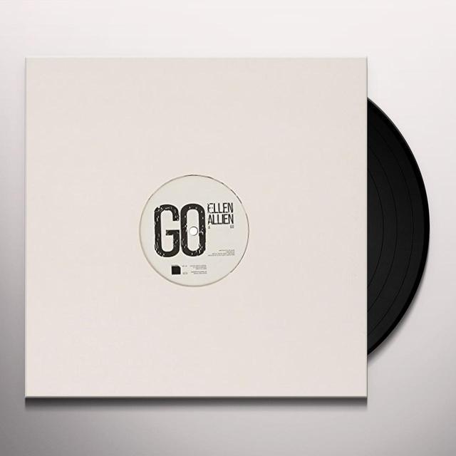 Ellen Allien GO Vinyl Record