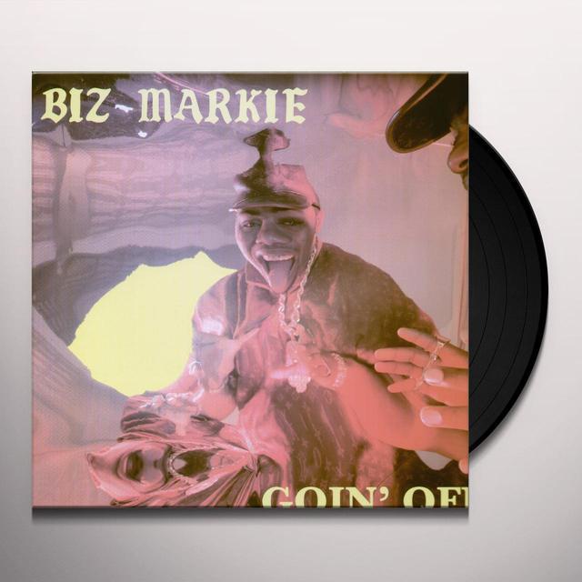 Biz Markie GOIN OFF Vinyl Record