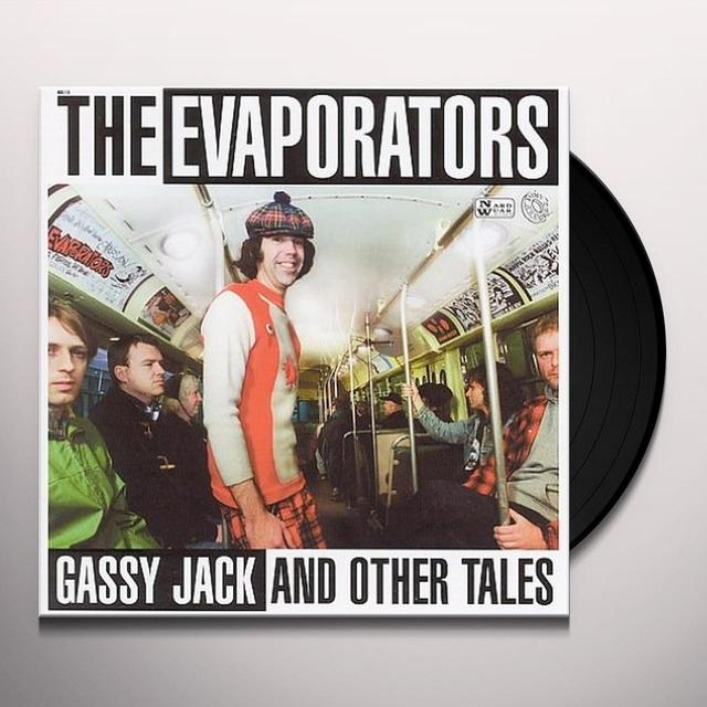 Evaporators GASSY JACK & OTHER TALES Vinyl Record