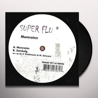 Super Flu MOMRATZN Vinyl Record