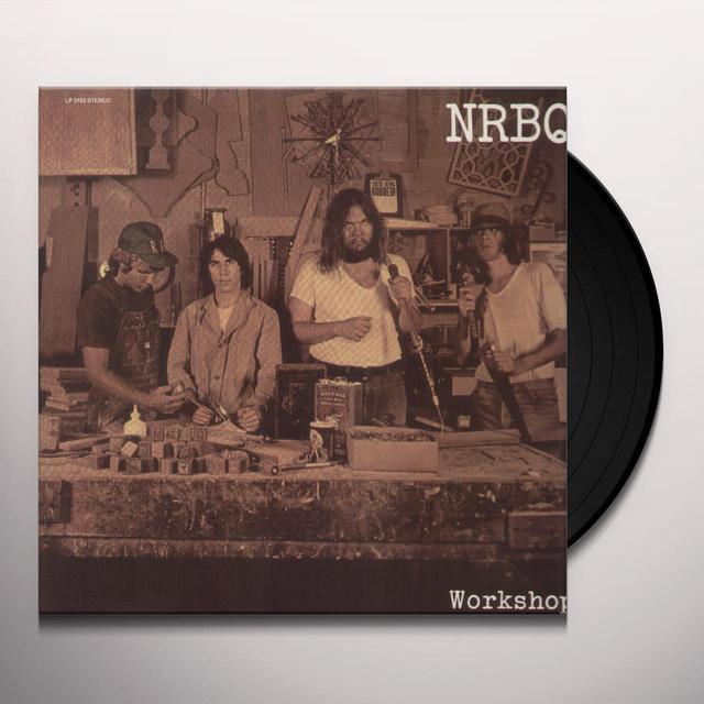 Nrbq WORKSHOP Vinyl Record