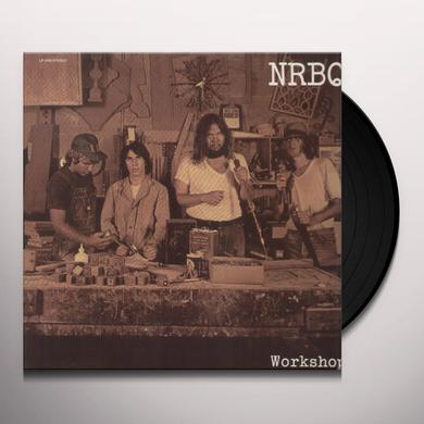 Nrbq WORKSHOP Vinyl Record