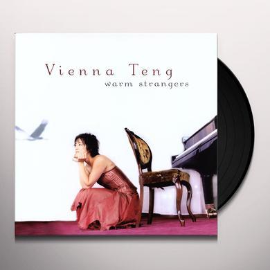 Vienna Teng WARM STRANGERS Vinyl Record