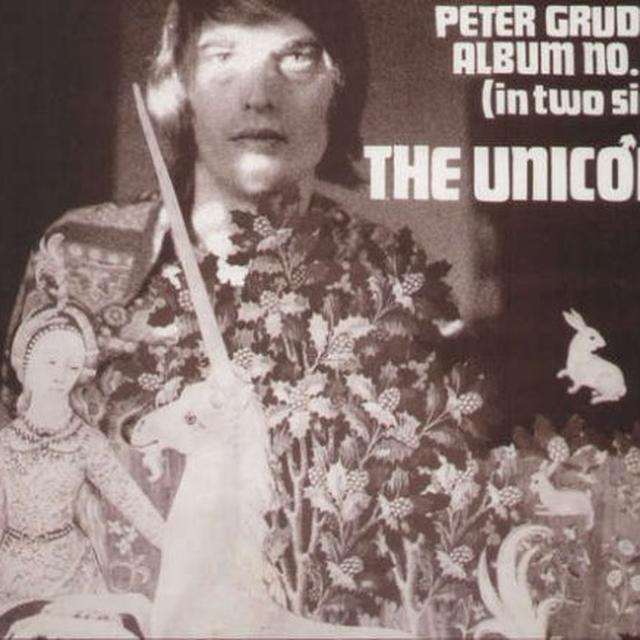 Peter Grudzien UNICORN / GARDEN OF LOVE Vinyl Record