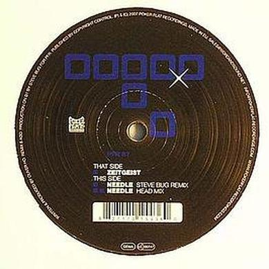 Raudive ZEITGEIST Vinyl Record