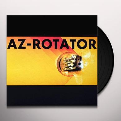 Az Rotator FREAKY VINTAGE DISCO BREAKS Vinyl Record