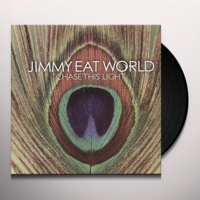Jimmy Eat World CHASE THIS LIGHT Vinyl Record