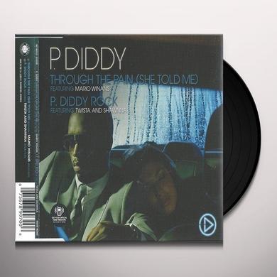 Mario Winans PAIN Vinyl Record