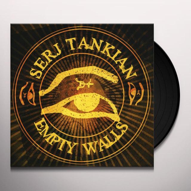 Serj Tankian EMPTY WALLS Vinyl Record