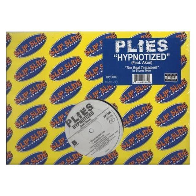 Plies HYPNOTIZED Vinyl Record
