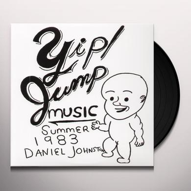 Daniel Johnston YIP JUMP MUSIC Vinyl Record - Remastered