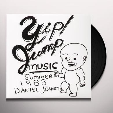 Daniel Johnston YIP JUMP MUSIC Vinyl Record - Remastered