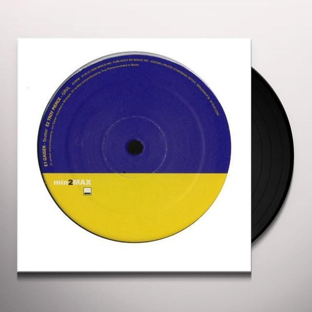MIN2MAX 3 / VARIOUS (EP) Vinyl Record