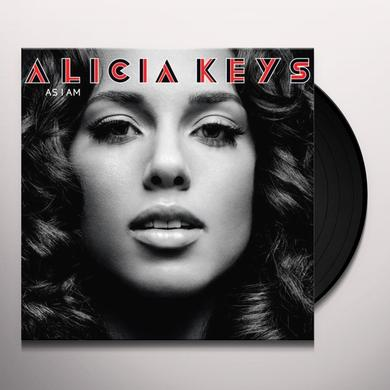 Alicia Keys AS I AM Vinyl Record