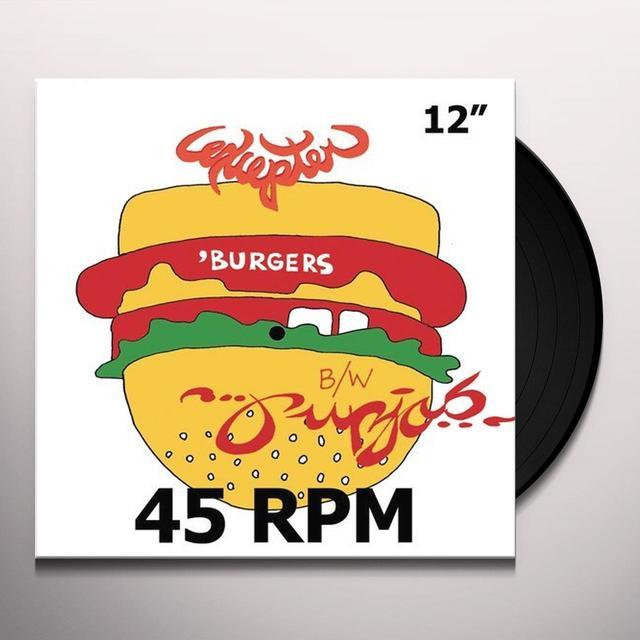 Excepter BURGERS Vinyl Record