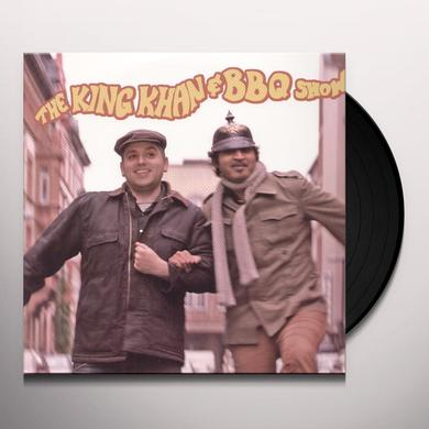 KING KHAN & BBQ SHOW Vinyl Record