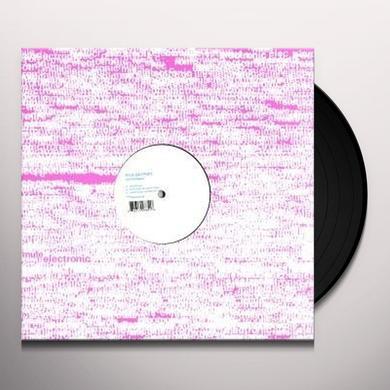 Nico Purman ROMANTIQUE Vinyl Record