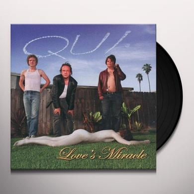 Qui LOVE'S MIRACLE Vinyl Record