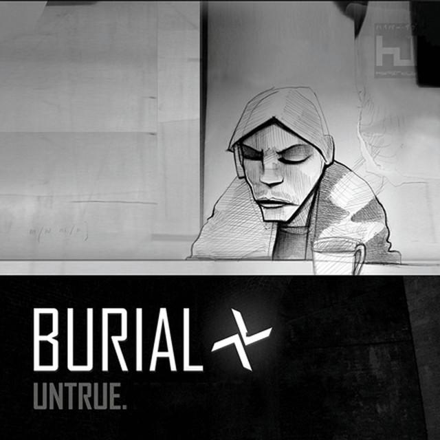 Burial UNTRUE Vinyl Record