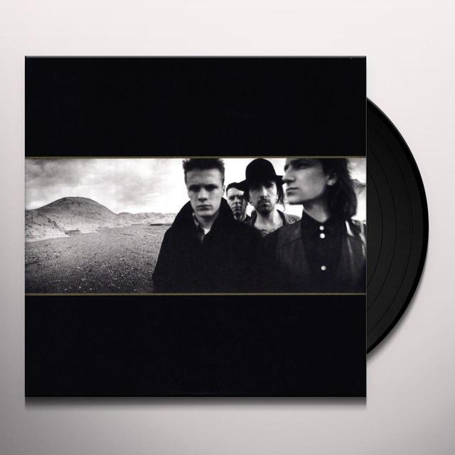 U2 JOSHUA TREE Vinyl Record - 180 Gram Pressing, Remastered, Special Packaging