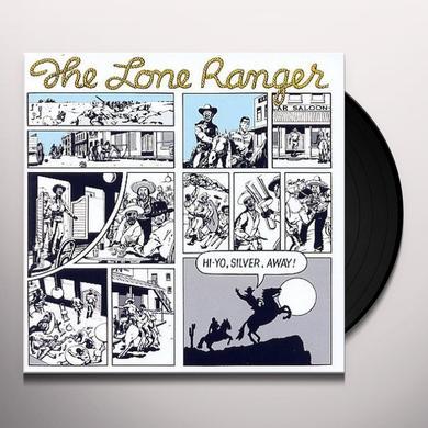 Lone Ranger HI YO SILVER AWAY Vinyl Record