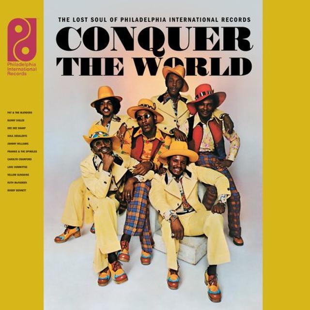 CONQUER THE WORLD: LOST SOUL OF PHILADELPHIA / VAR (Vinyl)