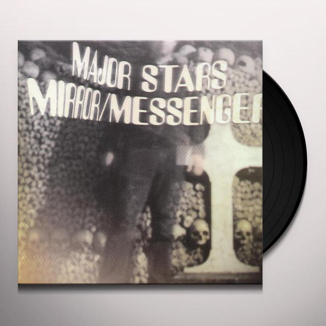 Major Stars MIRROR / MESSENGER Vinyl Record