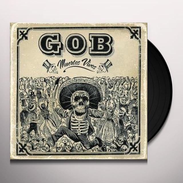 Gob MUERTOS VIVOS Vinyl Record