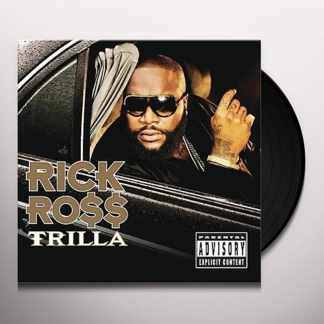 Rick Ross TRILLA Vinyl Record