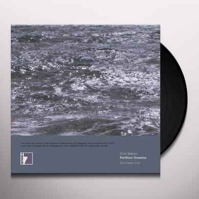 Chris Watson OCEANUS PACIFICUS Vinyl Record