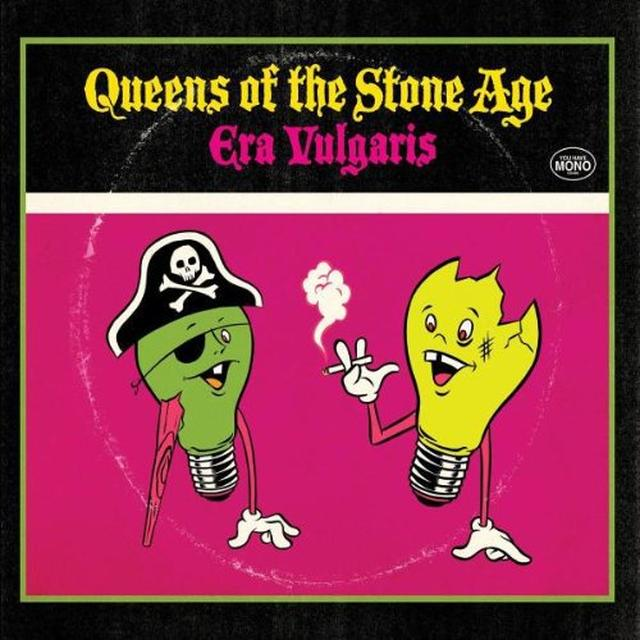 Queens Of The Stone Age ERA VULGARIS Vinyl Record