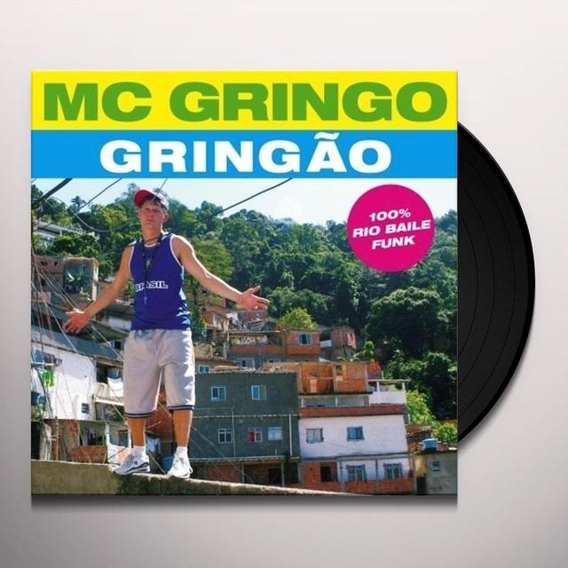 Mc Gringo GRINGAO Vinyl Record