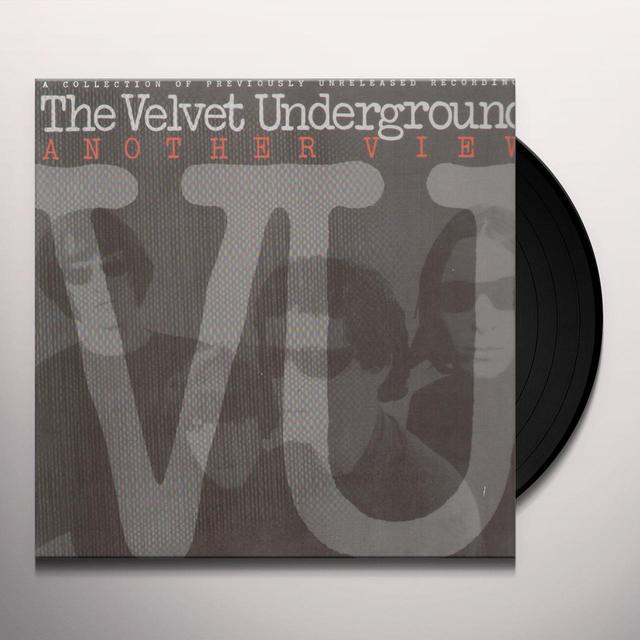 Velvet Underground ANOTHER VIEW (Vinyl)