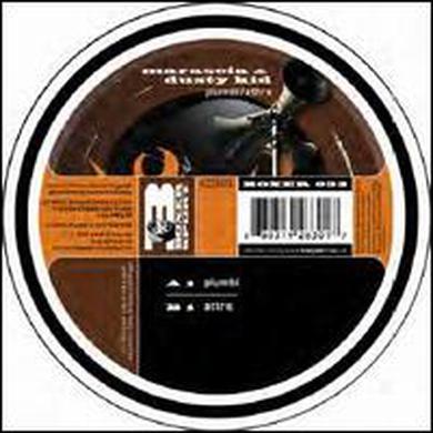 Marascia & Dusty Kid PLUMBI / ATTRE Vinyl Record