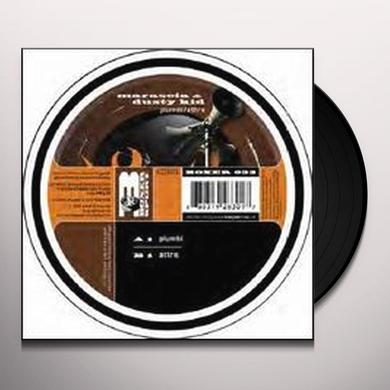 Marascia & Dusty Kid PLUMBI / ATTRE (EP) Vinyl Record
