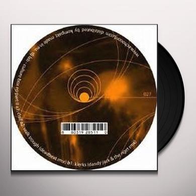 Dj Lab CULTURE BOX 2 (EP) Vinyl Record