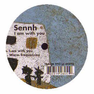 Sennh I AM WITH YOU Vinyl Record