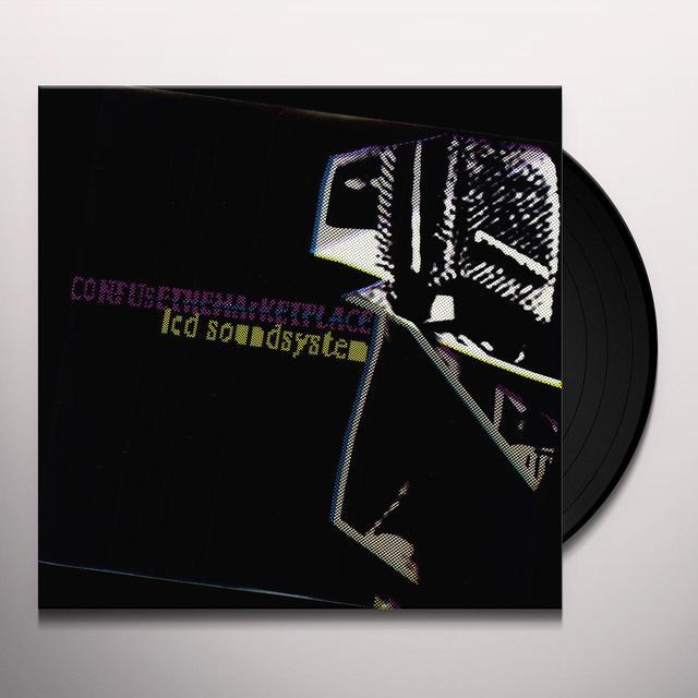 Lcd Soundsystem CONFUSE THE MARKETPLACE (Vinyl)