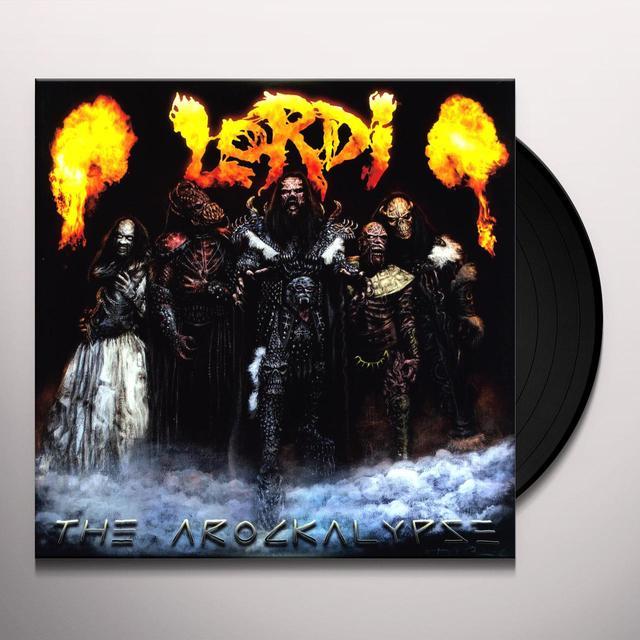 Lordi AROCKALYPSE Vinyl Record