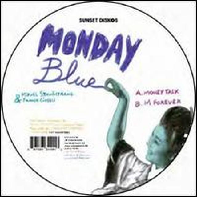 Mikael Stavostrand / Franco Cinelli MONDAY BLUE Vinyl Record