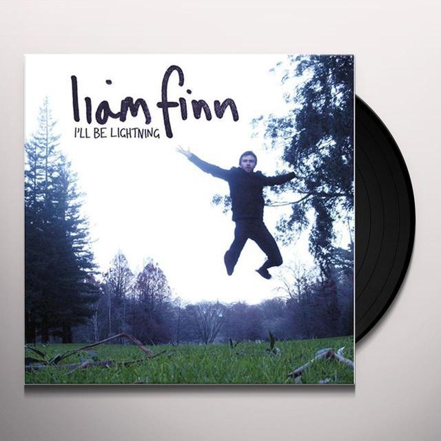 Liam Finn I'LL BE LIGHTNING Vinyl Record