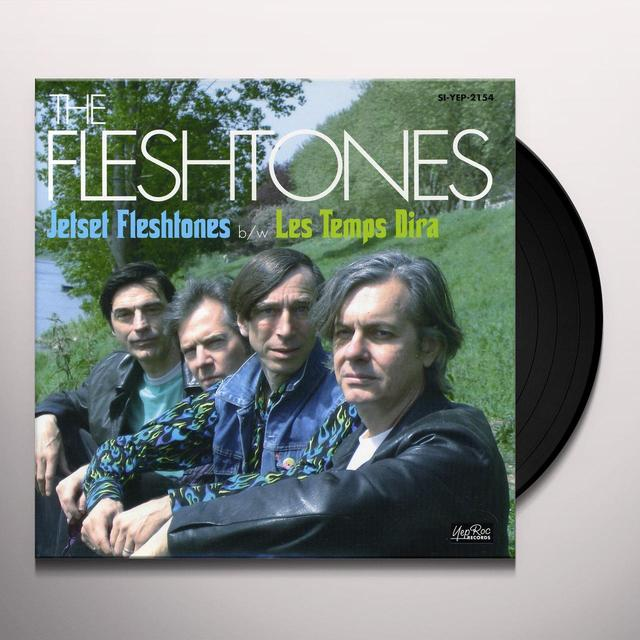 The Fleshtones TAKE A GOOD LOOK Vinyl Record