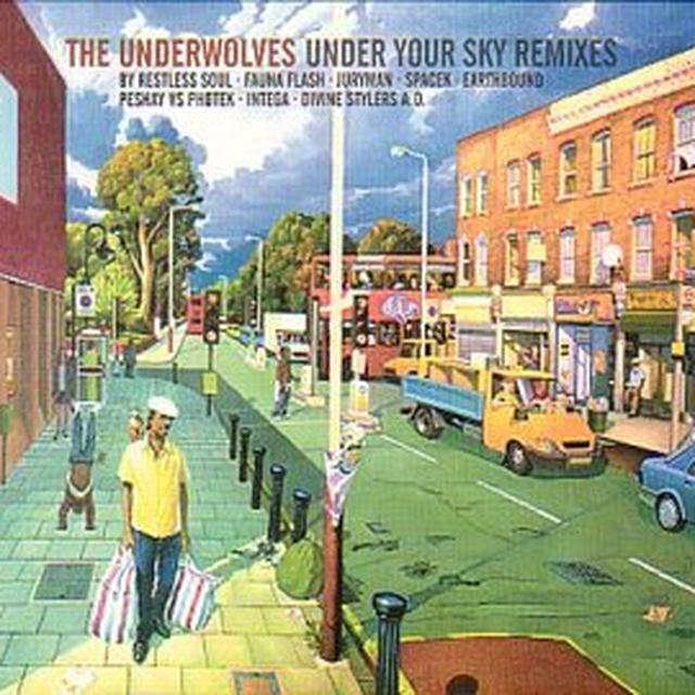 The Underwolves REMIX (EP) (EP) Vinyl Record