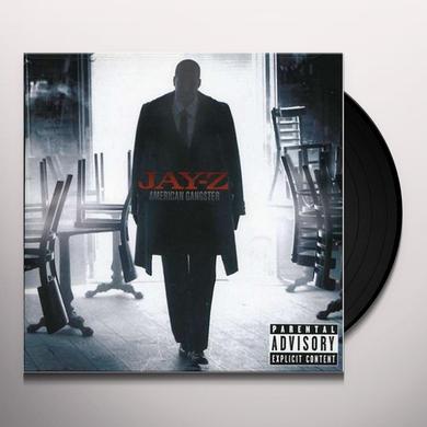Jay Z AMERICAN GANGSTER ACAPPELLA (Vinyl)