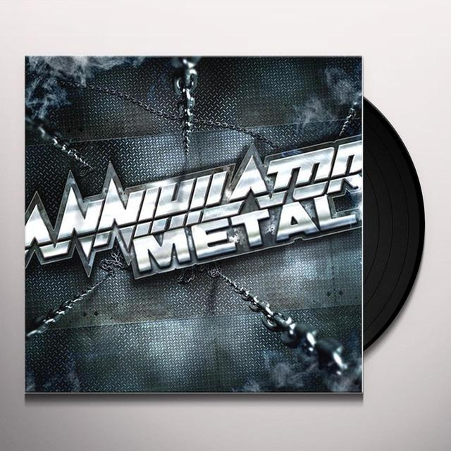 Annihilator METAL Vinyl Record