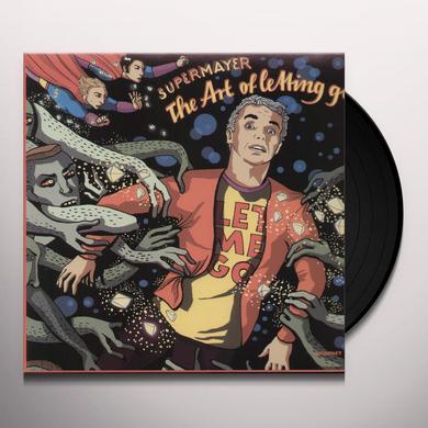 Supermayer ART OF LETTING GO (EP) Vinyl Record