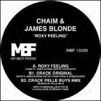 James Chaim / Blonde ROXY FEELING Vinyl Record