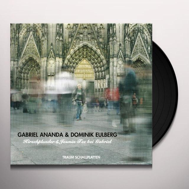 Dominik Eulberg / Gabriel Ananda KIRSCHPLUNDER & JASMIN TEE BEI GABRIEL (EP) Vinyl Record