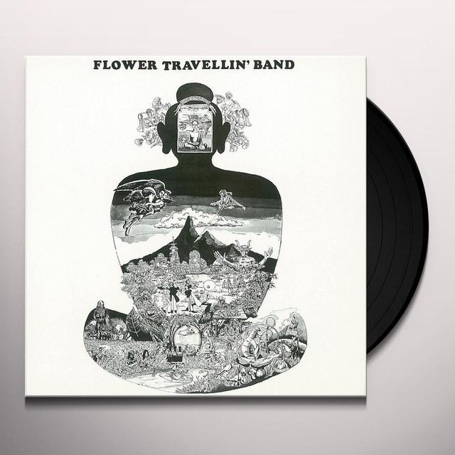 Flower Travellin' Band SATORI Vinyl Record